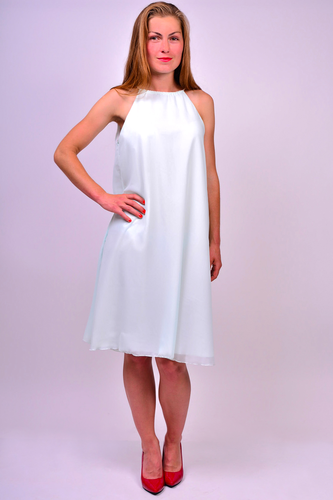 4e41276c81ad Letné elegantné šaty - SEVERANKA